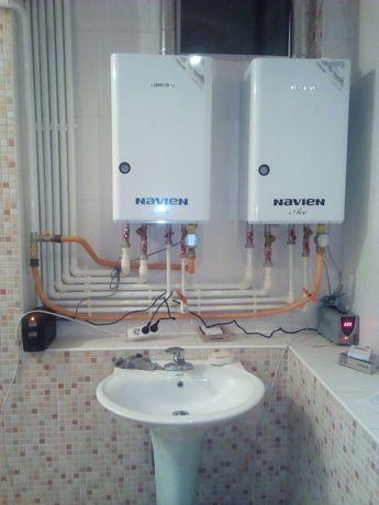 Качественный ремонт газовых котлов любой сложности