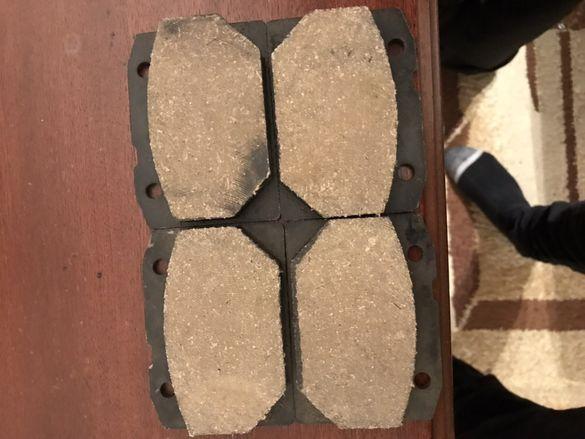 Предни накладки чисто нови за лада и жигула lada zhigula