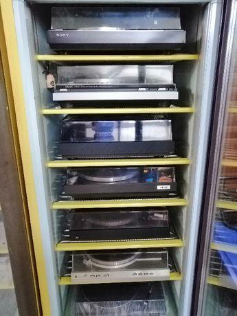 грамофон Teac/Tec/Sony/Dual/Philips/Marantz/Sanyo/Unitra