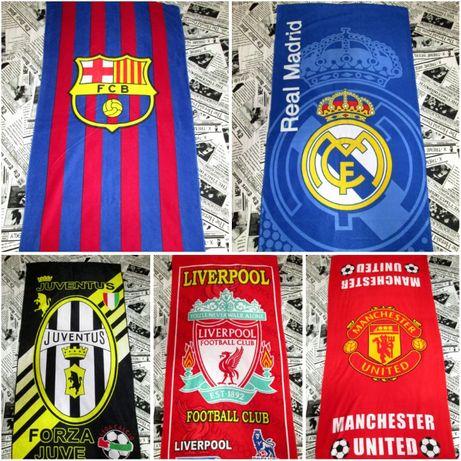 НОВО - 2020 - Хавлии на различни Футболни отбори