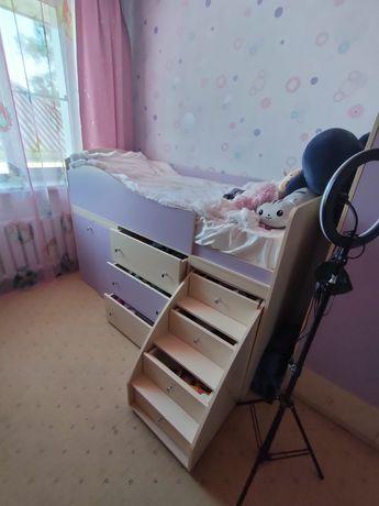 Продам кровать 0.8-1.95
