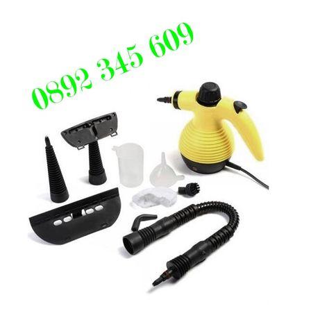 Парочистачка Quest DF-A001, 1000W, жълт/черен, комплект 1000 W