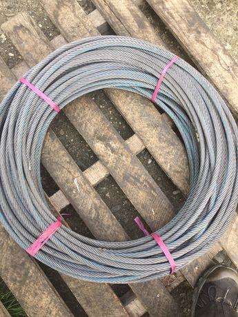 Cablu otel 10 mm static