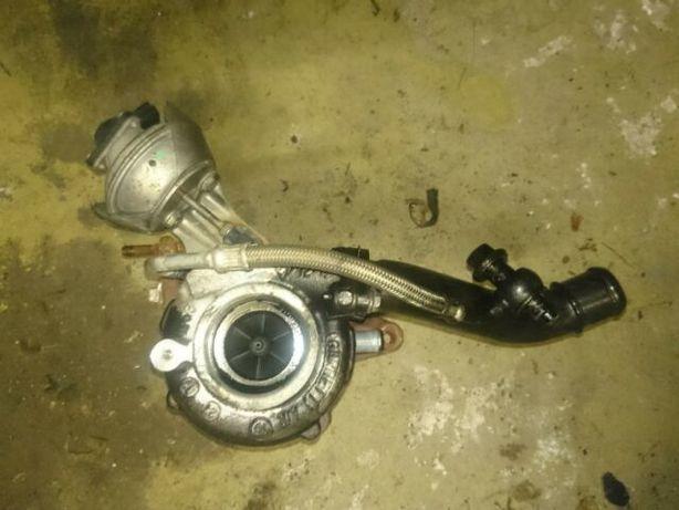 turbina citroen c4, c5, peugeot 307, 308, 407 motor 2.0 hdi 136 cp