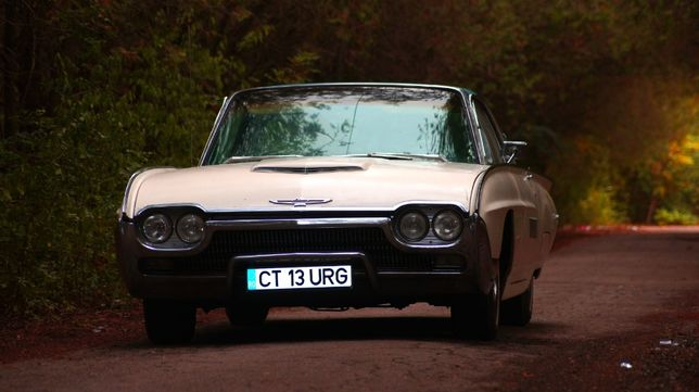 Vand Ford Thunderbird 1963 6.4i V8 automat 300cp vehicul istoric