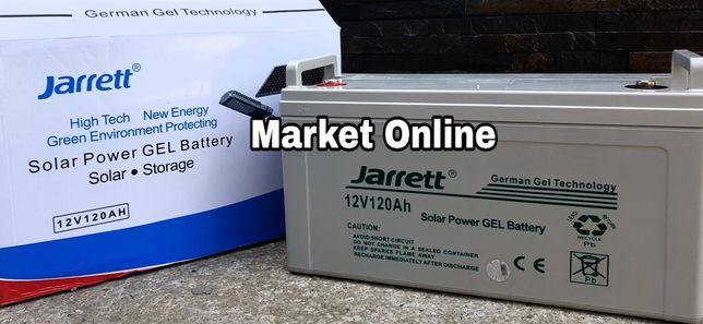 Baterie solara Acumulator cu gel JARRETT 12V 100AH 120AH 150AH 200 AH