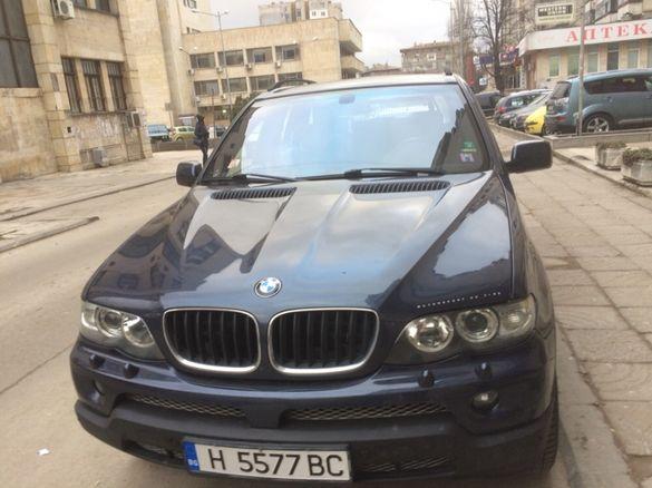 BMW X5 sport 218кс
