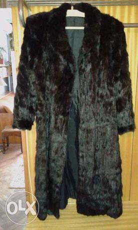 Дамско палто естествена кожа лисица ново