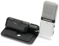 Продается конденсаторный микрофон Samson Go Mic!