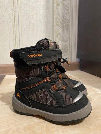 Зимние ботинки Viking(норвегия)