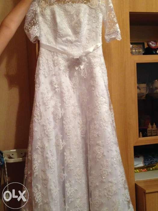 Продам Свадебное платье Нур-Султан (Астана) - изображение 1