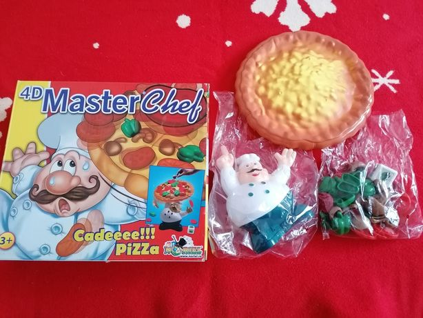 Joc: Master Chef - cadee pizza