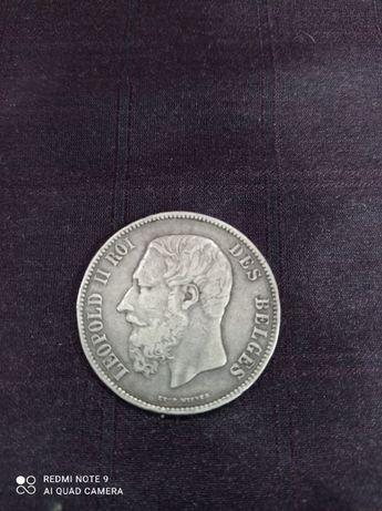 Monede Argint, 1870-1901, stare foarte buna !!! Deosebite!!!