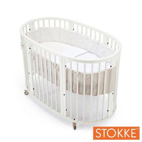 Stokke кроватка(белая)