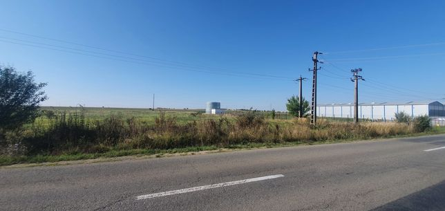 Teren zona industriala Fantanele Arad