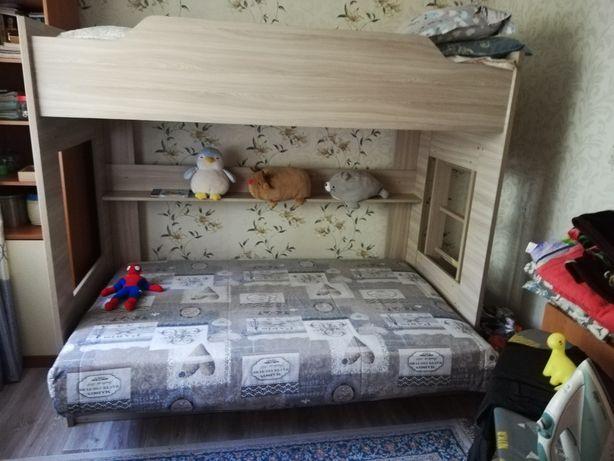 Продаётся двухяростная кровать