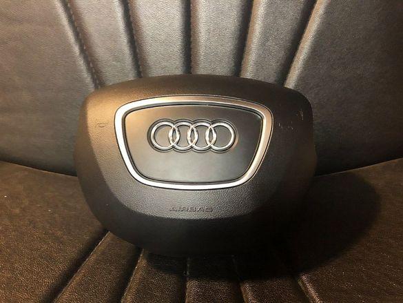 Аирбаг , Аербег , Airbag за 4 лъчев волан на AUDI A4 , A5 , Q5