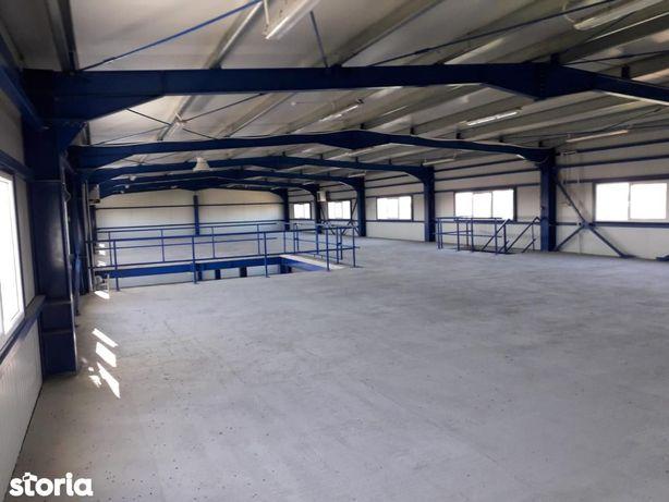 Sacalaz - Hala productie / Depozitare -3 nivele - 1400 mp