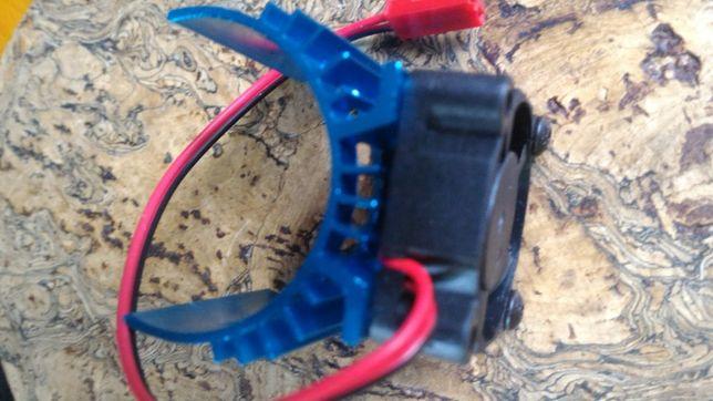automodel radiator de racire cu ventilator Absima sc.1/10