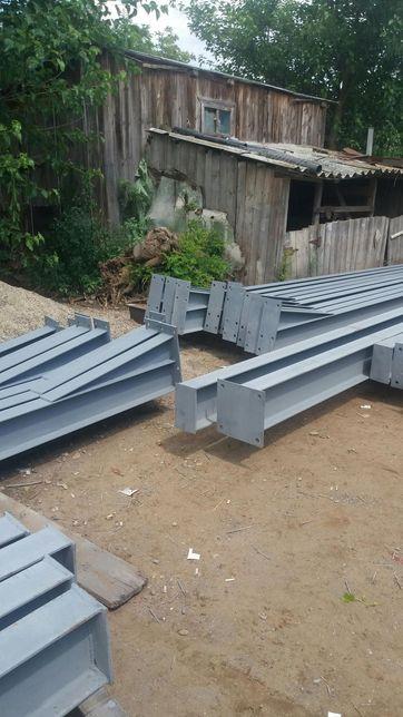 structura metalica 15x30x4 si 18x25x5