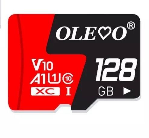 Флешка 128Gb TF micro SD для телефона и видеорегистраторов