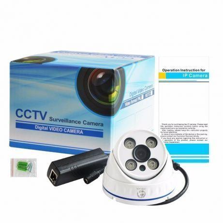 Camera HD 960P Dome Indoor POE, CCTV, Night Vision, noua