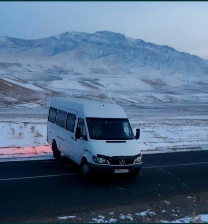 Аренда микроавтобус Спринтер заказ