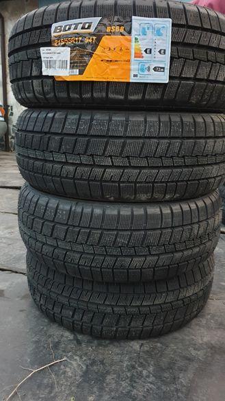 Нови гуми 215 55 17 бото