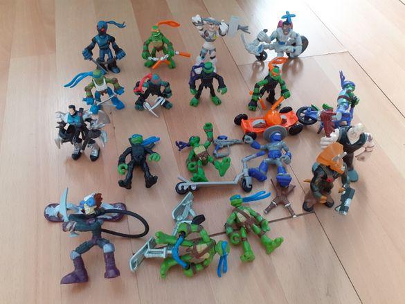 играчки костенурките нинджи