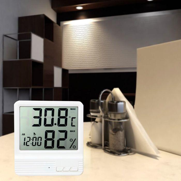 Интернет-магазин предлагает Термометр с Гигрометром CX-301. Доставка Алматы - изображение 1