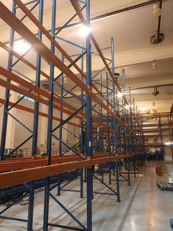 lichidare de stoc la rafturi metalice profesionale