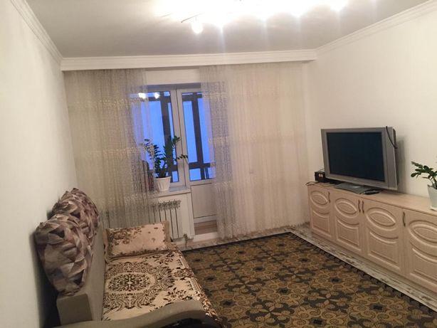 1 комнатная квартира посуточно ПОЧАСАМ  Байтурсынова новый вокзал