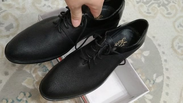Новые классические туфли