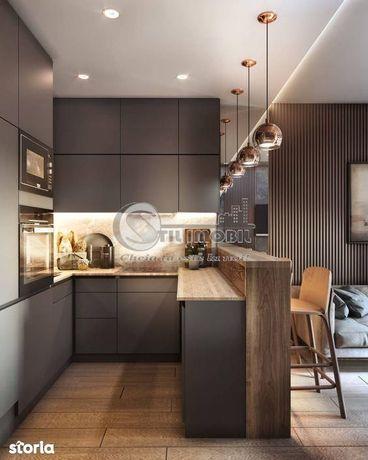 Apartament nou 2 camere, 43 mp, Pacurari, 45200 Euro