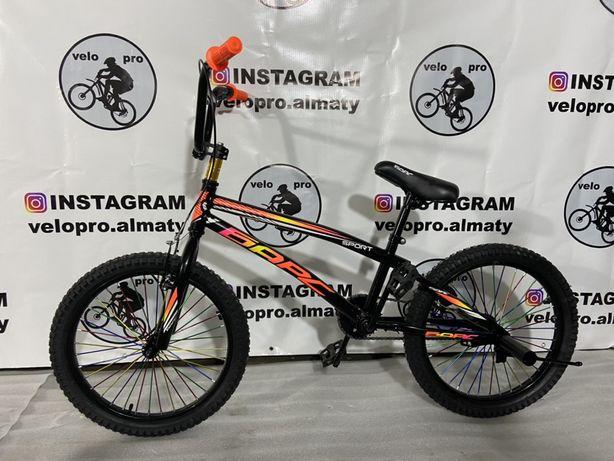 Велосипед Велик BMX трюковой Детские подростковые велики велосипеды