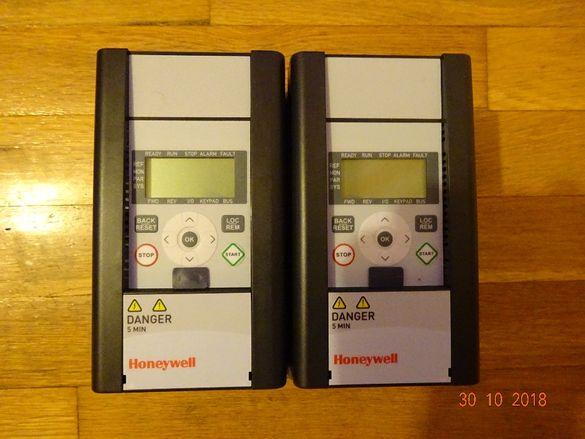 Честотен регулатор(инвертор)Honeywell 1,1кw/400V