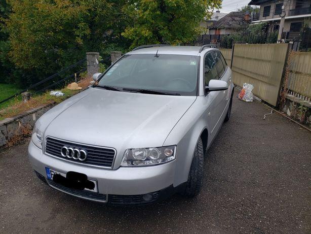 Audi a4 b6 136 cai