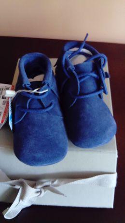 бебешки обувки Zara 15 16