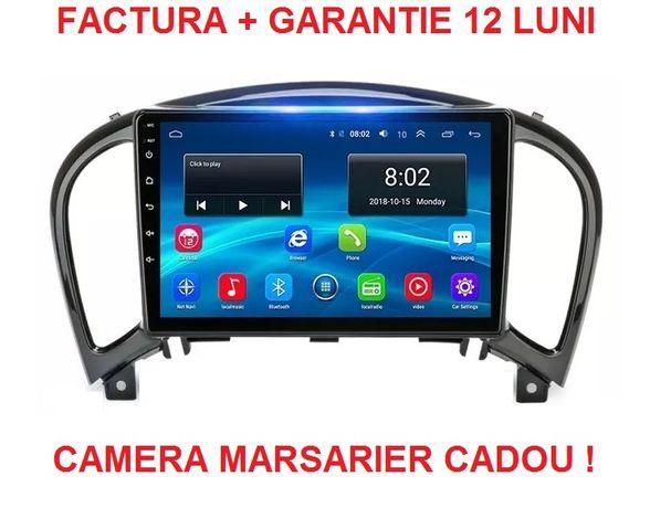 Navigatie Android Nissan Juke ( 2010-2017 ), Display 9 inch , Garantie