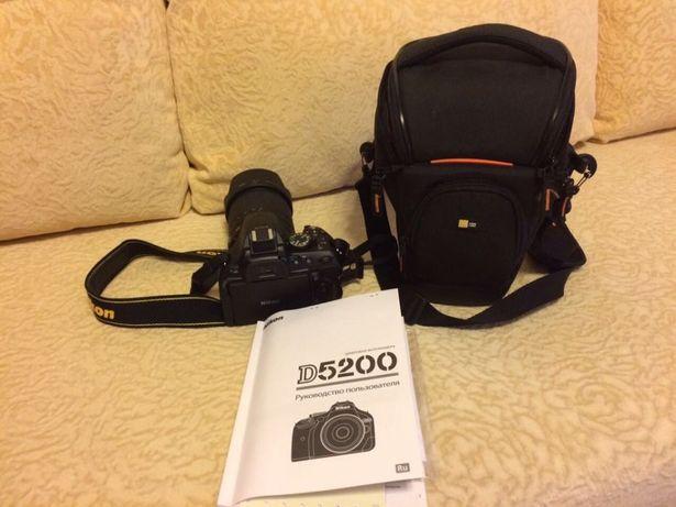 Фотоаппарат цифровой  Nikon D5200
