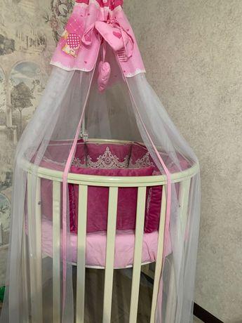 Кроватка которая станет родной для вашего малыша в первые годы жизни