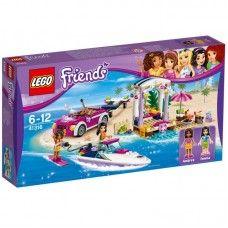 LEGO Friends Barca Motor 41316 / Magazin Accesorii 41344 NOU/sigilat