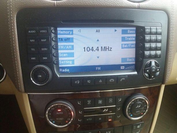DVD CD Navigatie Mercedes ML W164; C CLASS W203 Harta Romania 2019
