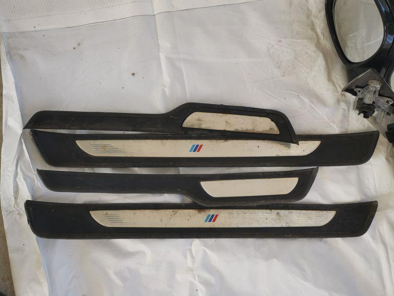 М-кови интериорни прагове бмв е90 bmw e90 гр. Сандански - image 1