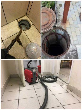 Прочистка канализации в Алматы, чистка труб, очистка канализации