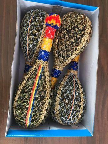 Busuioc traditional cu tricolor