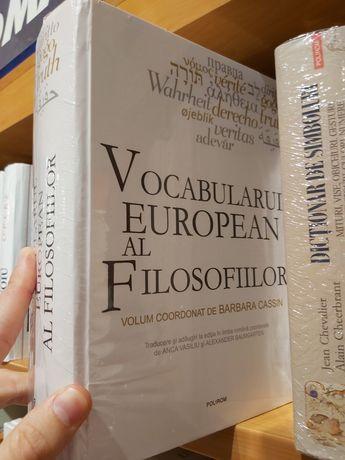 Vand Vocabularul european al filosofiilor - Barbara Cassin