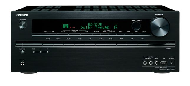 Amplificator analogic Stereo, Amplituner ONKYO 2x100w