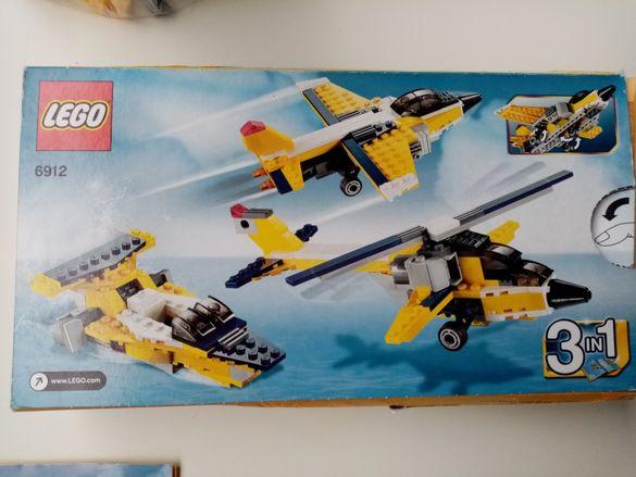 Lego creator 3 в 1, 3 in 1 6912
