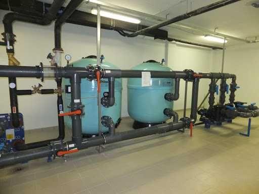Монтаж/ремонт оборудования, фильтрации в бассейне и бане